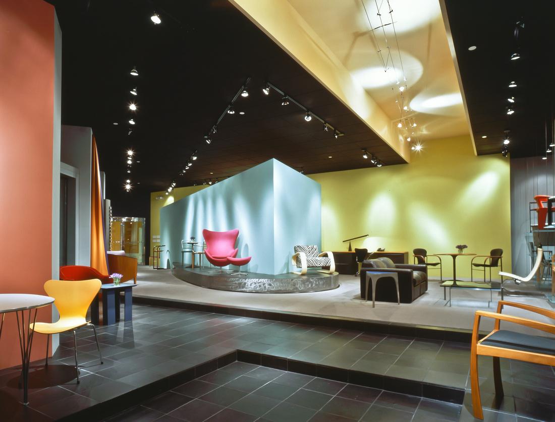 ICF Furniture Showroom